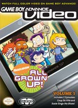 Nickelodeon: All Grown Up! Vol. 1 GBA