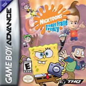 Nicktoons: Freeze Frame Frenzy GBA
