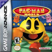 Pac-Man World GBA
