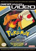 Pokemon: Johto Photo Finish/Playing with Fire GBA