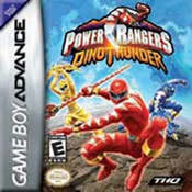 Power Rangers Dino Thunder GBA