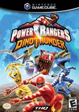 Power Rangers Dino Thunder GameCube