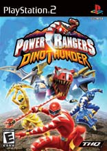 Power Rangers Dino Thunder for PlayStation 2 last updated Jan 27, 2010