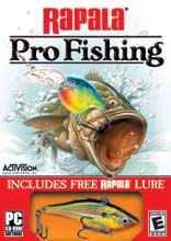 Rapala Pro Fishing PC