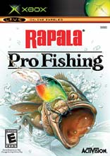 Rapala's Pro Fishing for Xbox last updated Dec 07, 2004