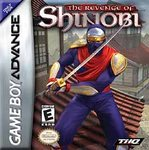 Revenge of Shinobi GBA