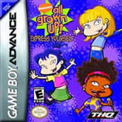 Rugrats: All Grown Up! Express Yourself GBA