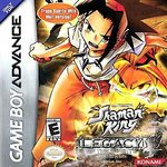 Shaman King: Legacy of Spirits Soaring Hawk GBA
