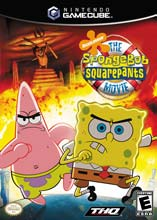 SpongeBob SquarePants: The Movie GameCube