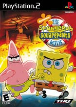 SpongeBob SquarePants: The Movie PS2