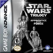 Star Wars Trilogy: Apprentice of the Force GBA