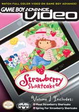 Strawberry Shortcake Vol. 1 GBA