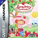 Strawberry Shortcake: Summertime Adventure GBA