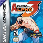 Street Fighter Alpha 3 GBA