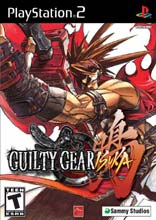 Guilty Gear Isuka PS2