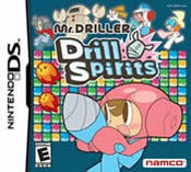 Mr. Driller: Drill Spirits DS