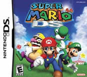 Super Mario 64 DS for Nintendo DS last updated Aug 12, 2013