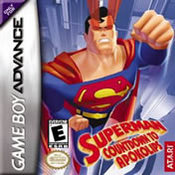 Superman: Countdown to Apokolips! GBA