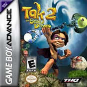 Tak 2: The Staff of Dreams GBA