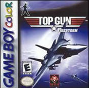 Top Gun: Firestorm Game Boy