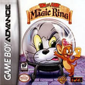 Tom & Jerry: The Magic Ring GBA