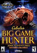 Cabela's Big Game Hunter 2005 GameCube