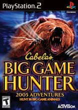 Cabela's Big Game Hunter 2005 PS2