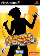 Karaoke Revolution Volume 3 PS2
