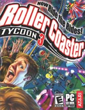 Roller Coaster Tycoon 3 for PC last updated Aug 31, 2011