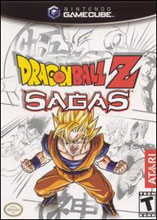 Dragon Ball Z Sagas: Evolution GameCube