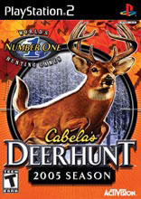 Cabela's Deer Hunt 2005 Season for PlayStation 2 last updated Feb 24, 2010