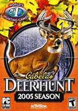 Cabela's Deer Hunt 2005 Season PC