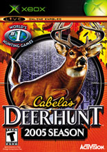 Cabela's Deer Hunt 2005 Season Xbox