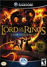 Lord of the Rings: The Third Age GameCube