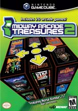 Midway Arcade Treasures 2 GameCube