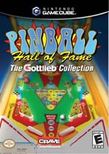 Pinball Hall of Fame GameCube