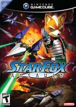 Star Fox Assault GameCube