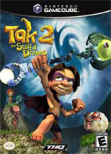 Tak 2: The Staff of Dreams GameCube