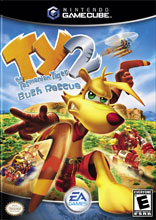 Ty the Tasmanian Tiger 2: Bush Rescue GameCube