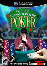 World Championship Poker GameCube