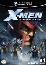 X-Men Legends GameCube