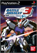 Battle Assault 3 featuring Gundam Seed PS2