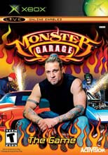 Monster Garage Xbox
