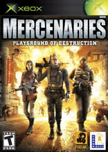 Mercenaries: Playground of Destruction Xbox