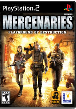 Mercenaries for PlayStation 2 last updated Nov 25, 2011