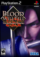 Blood Will Tell PS2