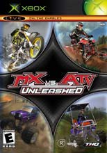MX vs ATV Unleashed Xbox