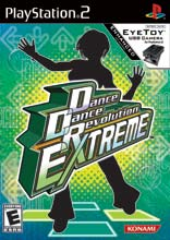 Dance Dance Revolution Extreme PS2