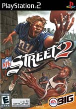 NFL Street 2 for PlayStation 2 last updated Jan 18, 2011
