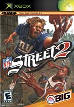 NFL Street 2 for Xbox last updated Aug 31, 2009